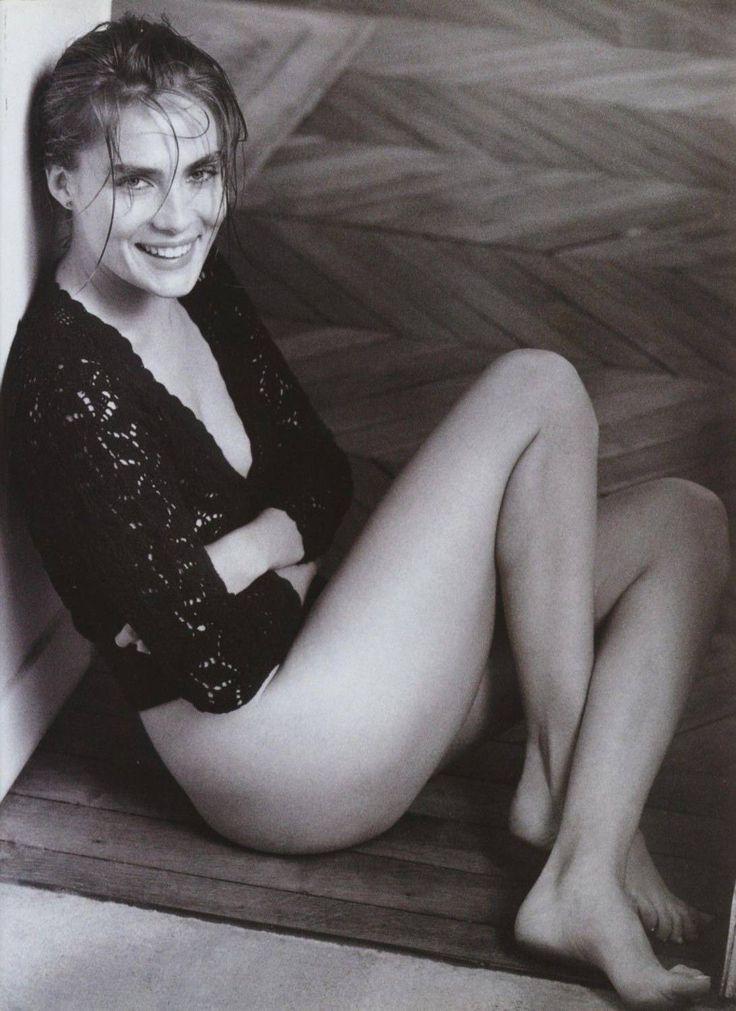 Emmanuelle Seigner. Diva.