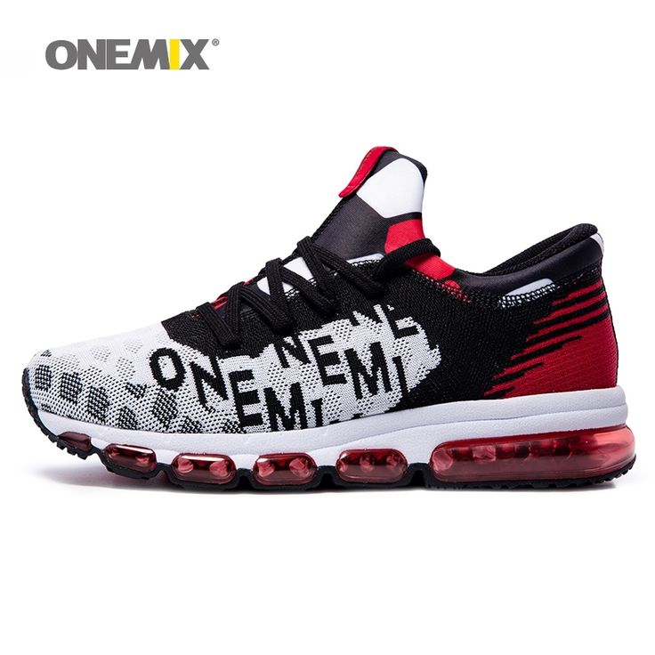 59.50$  Watch now - http://alievq.worldwells.pw/go.php?t=32747179298 - ONEMIX Mens running Shoes Outdoor Sport Sneakers Damping Male Athletic Shoes zapatos de hombre Men jogging shoes