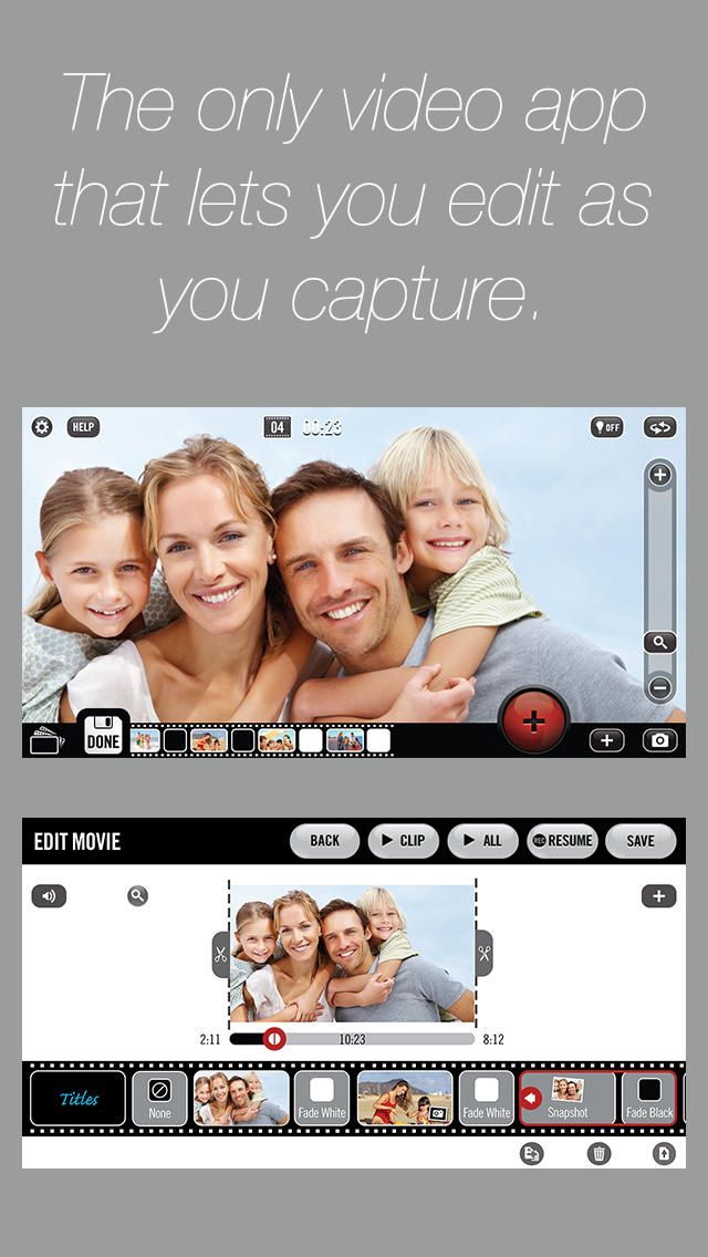 Vizzywig - Video Editor Movie Maker and Multi Camera Film Edit Effects Slideshow Music Editing Credits App by i4software gone Free