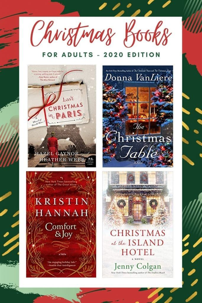 Looking for a great Christmas book to read in 2020? Our updated