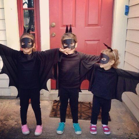 12 egyszerű, de mutatós halloween kosztüm gyerekeknek - 5. kép - ÉVA MAGAZIN