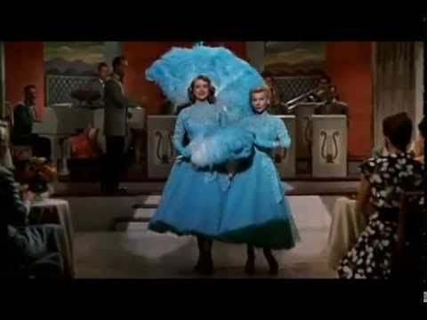 http://I-D-Shield.com -- Sisters Song From White Christmas {Rosemary Clooney Vera Ellen Bing Crosby Danny Kaye} For my own sisters.... Include tags: Rosemary...