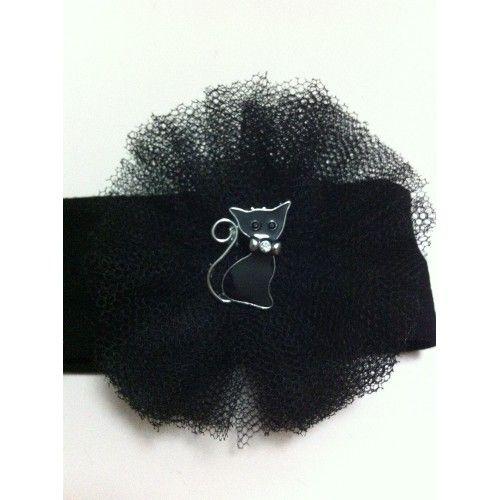 Paper Faces Kedi Aplikeli, Siyah Tütü Çiçekli, Bebek Saç Bandı 18,00 TL ile n11.com'da! Paper Faces Saç Aksesuarları fiyatı ve özellikleri, Bebek…