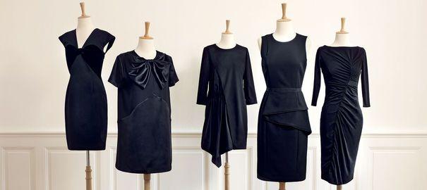 Monoprix s'associe à cinq créateurs pour une collection de petites robes noires - L'EXPRESS