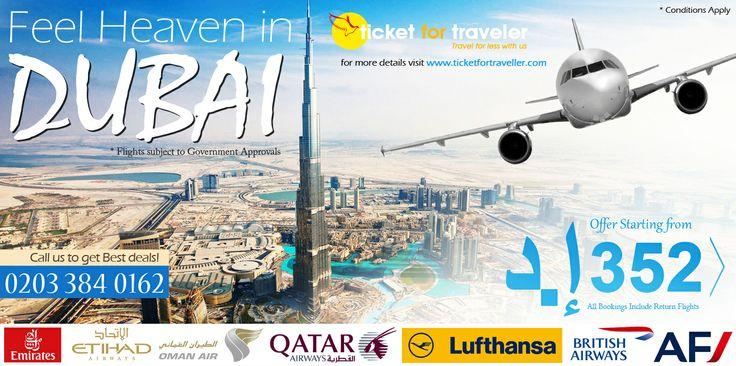 Dubai calling you!?