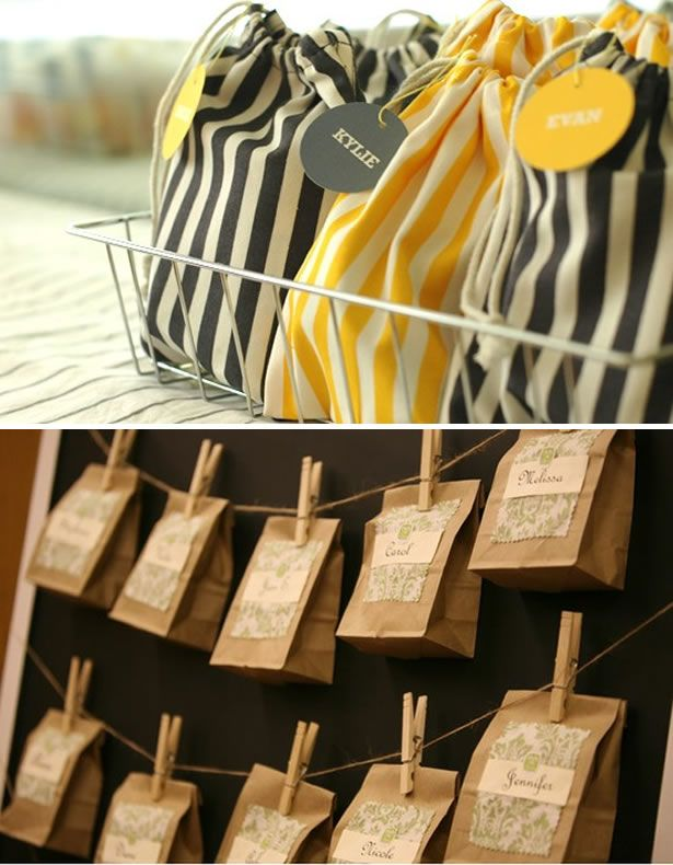 Wedding Favor Bags 2, ideas and trends favors gifts
