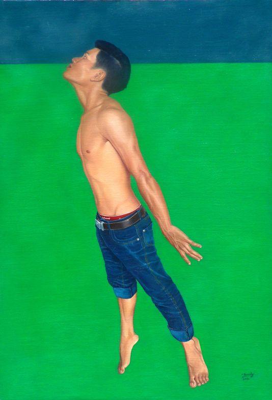 "Chov Theanly. Survivors. Lille Expo ""Phnom Penh""."