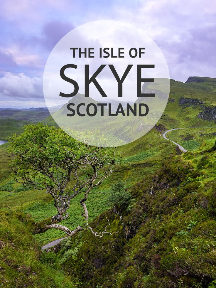 Isle of Skye Scotland and things to do when traveling there