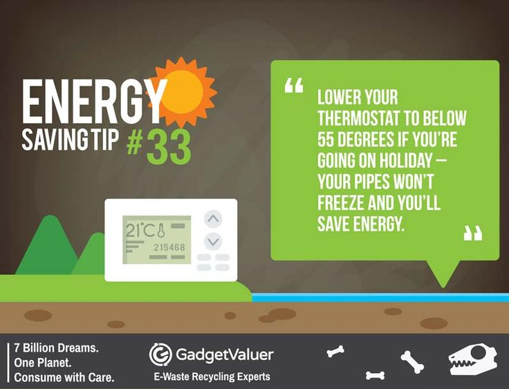 Energy Saving Tip 33 | 150+ Sustainability Resources | #WED2015 #7BillionDreams #Sustainability