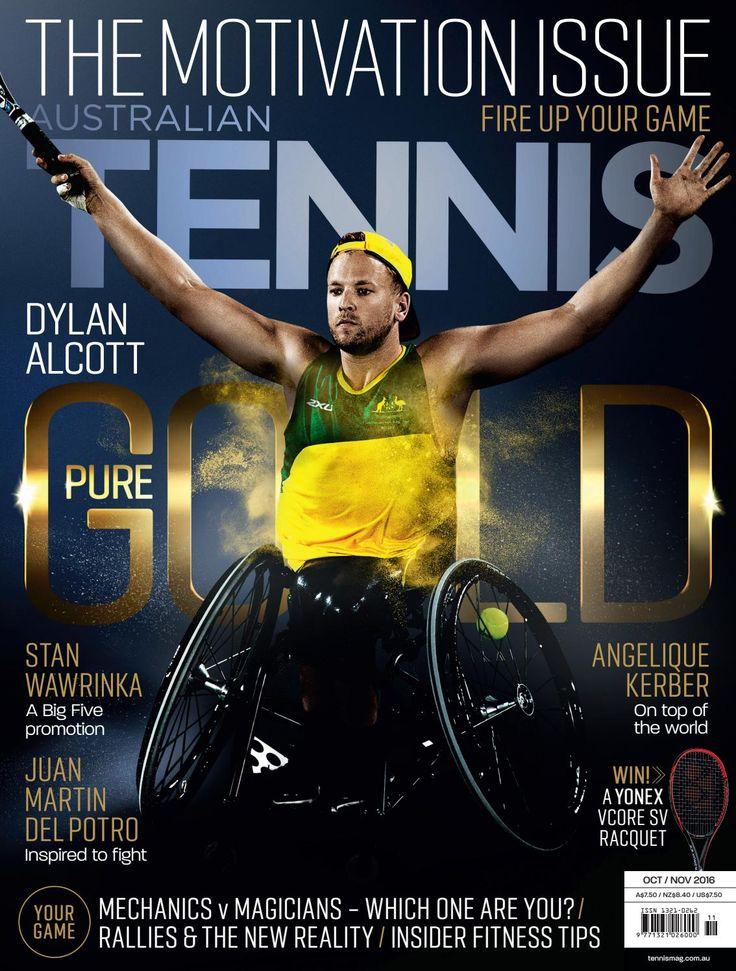 Australian Tennis Magazine - October/November 2016
