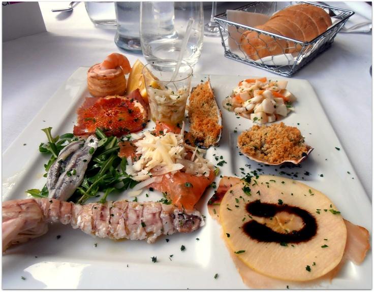 Très 121 best Antipasti Pesce images on Pinterest | Appetizer, Finger  IB38