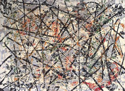 98 best images about Jackson Pollock on Pinterest | Oil on canvas ...