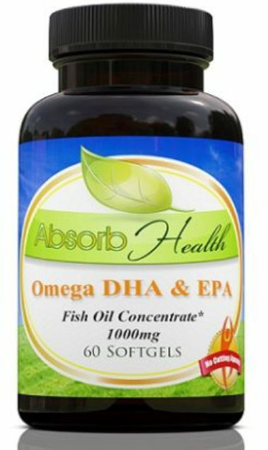This fish oil is awesome - can't belive how great it is !Omega 3 DHA & EPA From Absorb Health - My Choice!   Improve Your Brain Power