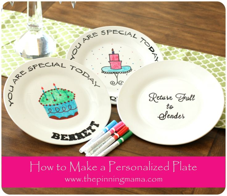 personalized paper plates Each set of eight paper plates is printed on durable paper stock and decorated with your custom designs or photos these plates are perfect for serving cake, appetizers, or salads order these with our paper napkins for a complete set of party tableware that your guests will love.