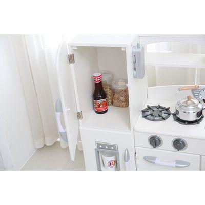 Teamson Kids Wooden Play Kitchen Set & Reviews | Wayfair