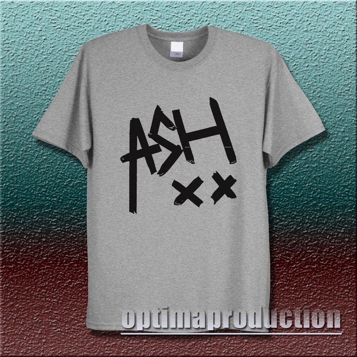 ash xx tshirt clothing tour concert ashton irwin 94 shirt 5 sos  #Unbranded #BasicTee singer band world tour concert 5 seconds of summer