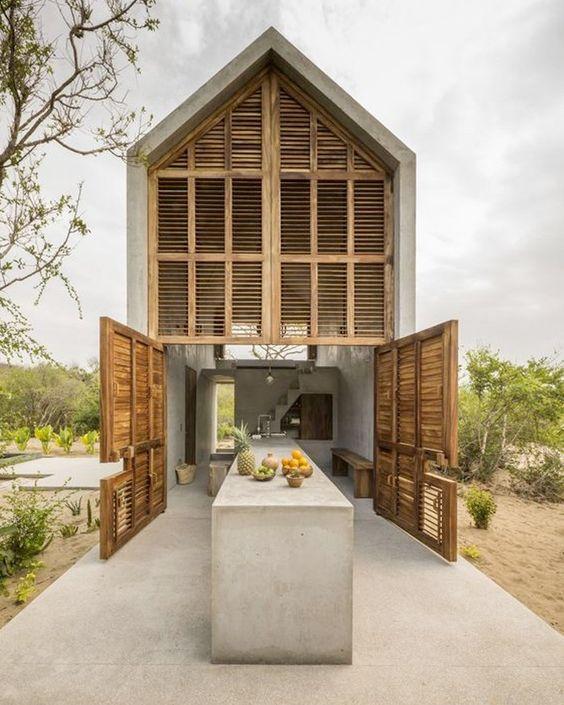 Mini Casa de Campo, Estilo Maxi | Patrizia   – House & Garden