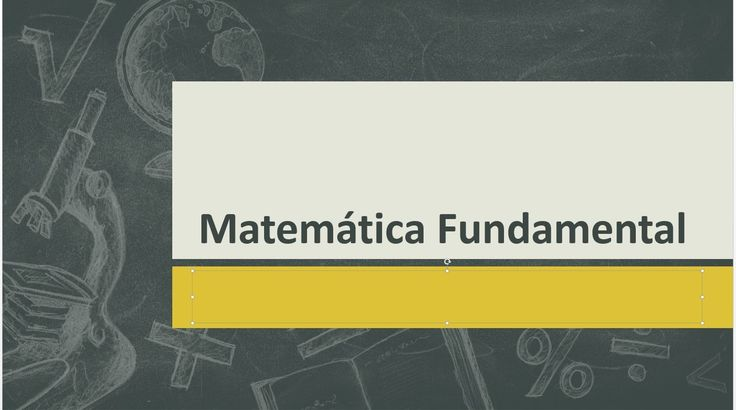 Matemática Fundamental, aulas 01 a 05 #matematica #ensinofundamental