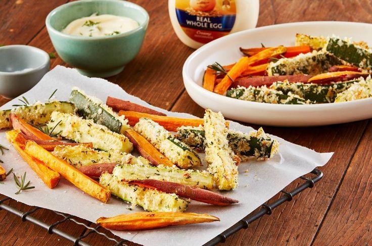 Tasty veggie chips ideas