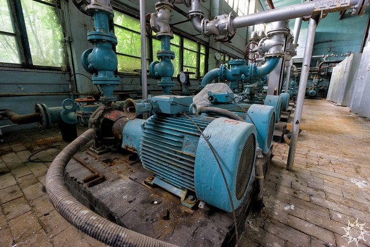 Abandoned station of deionized water production   English Russia   Page 7