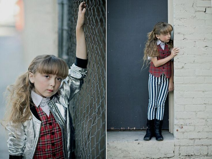 The Cool KId!! Little Gigi by Photographer Shannon Sewell and stylist Heather Rome