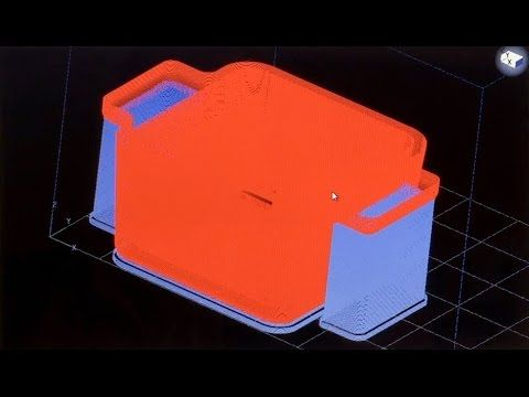 Casting Scuba Dive weights belt in 3D printed aluminum mould 2/4