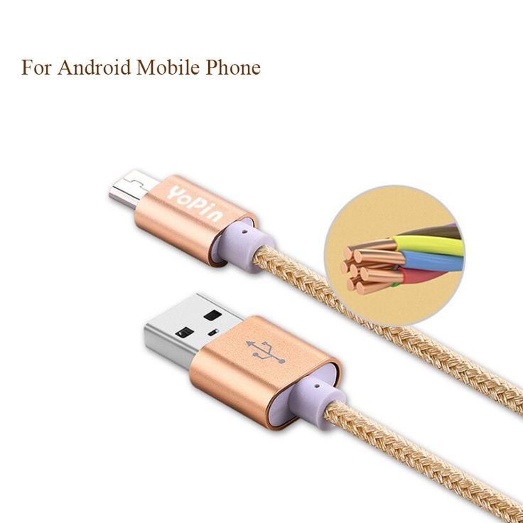 Fast Charging Cable Adapter 5V2A 0.3m 1m 1.5m 2m Car Chargers For Android Mobile Phone Samsung Xiaomi Huawei HTC ETC