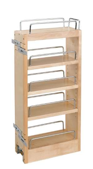 Rev A Shelf 434 TF39R 6SS 434 Series 6 Wide by 39 5 Right Handed Tall Upper Ca