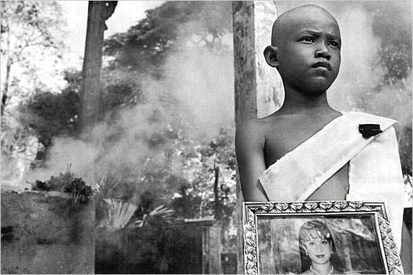 James Nachtwey...he is one of my all time favorite photographers, his work is absolutely amazing.