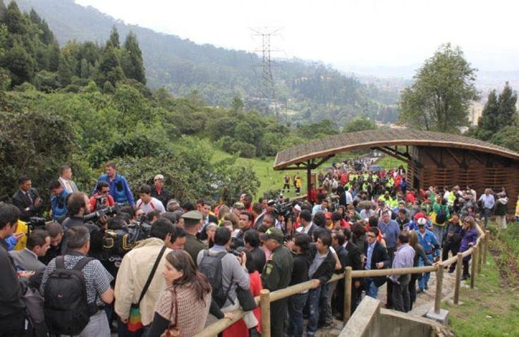 Positivo balance en Monserrate durante la Semana Mayor   Portal Bogota   Bogota.gov.co