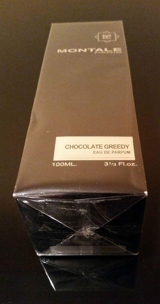 MONTALE CHOCOLATE GREEDY EDP 100ML NEU IN ORIGINAL VERPACKUNG