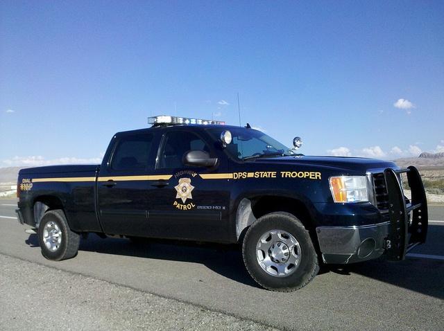 cop pickups