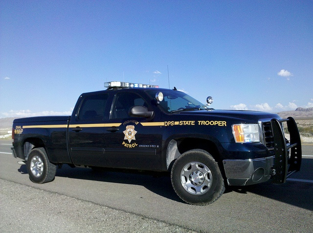 chevy police trucks - photo #5