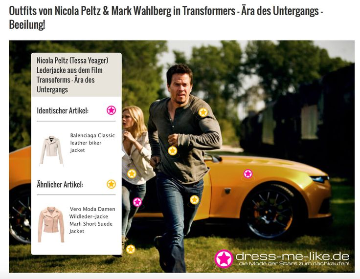 Nicola Peltz (Tessa Yeager) Lederjacke (Balenciaga Classic) aus dem Film Transoferms – Ära des Untergangs