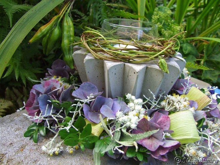 36 besten Beton Deko Bilder auf Pinterest Beton deko, Garten und - gartendeko aus beton selbstgemacht