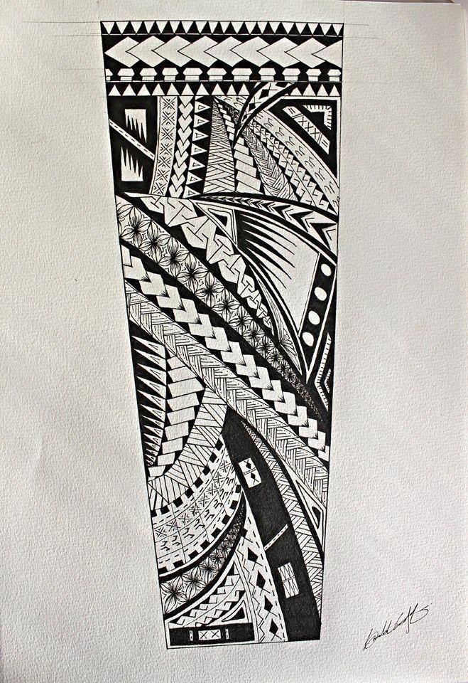 Maori Draw Mine Badasstattoos Germanictattoo Skullsleevetattoo