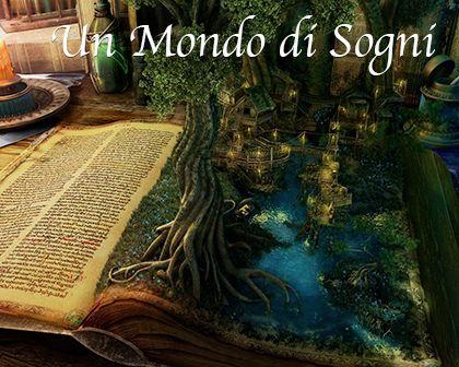 """Stomboliy: Creazione eBook di """"Un Mondo di Sogni"""" (A-005)"""