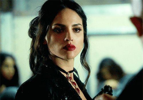 Eiza Gonzalez as Santánico Pandemonium