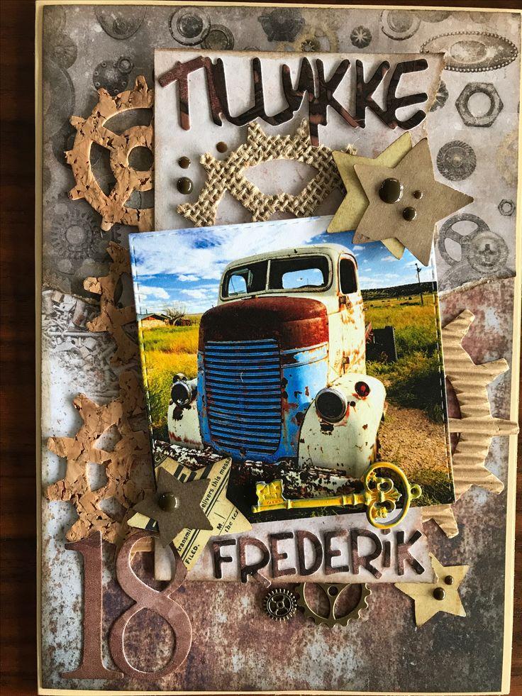 Fætter Frederik 18 år