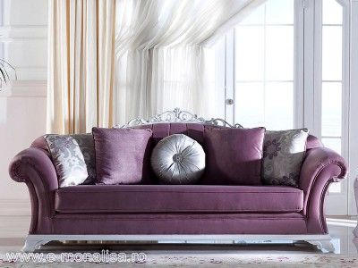Canapea Clasica de Lux Leonardo | Pret Canapele Clasice de luxe