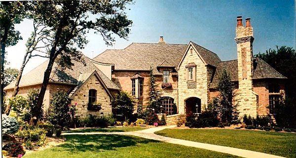House Plan 57125 | Luxury Plan with 4551 Sq. Ft., 5 Bedrooms, 6 Bathrooms, 3 Car Garage at family home plans