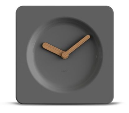 LEFF Amsterdam Tile25 Clock Grey New and 20% off- LEFF Amsterdam Clocks! Available in South Africa  Email us: roxanne@establishment.co.za