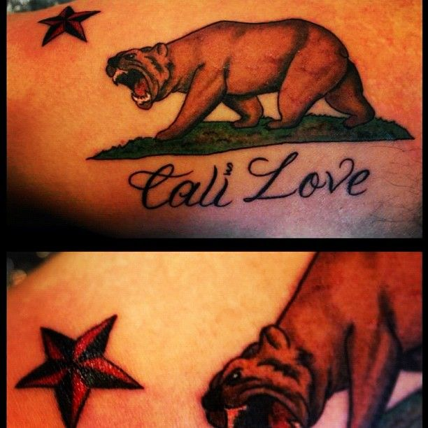 1000 ideas about california bear tattoos on pinterest california tattoos bear tattoos and. Black Bedroom Furniture Sets. Home Design Ideas