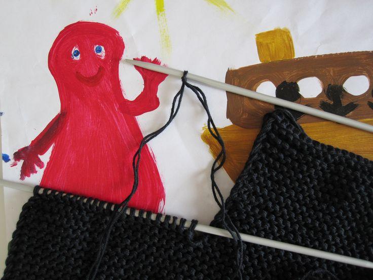 Fun with knitting