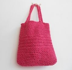 The perfect crochet bag - Knitting & Crochet - Pure Entertainment