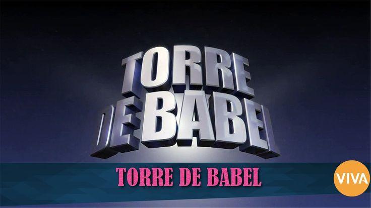 TORRE DE BABEL | Cap. 161 | 14/04/2017 | CANAL_VIVA - Brasil
