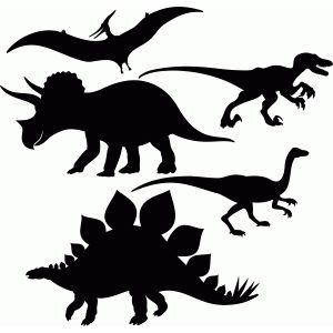 dinosaurs set 2 by StudioIlustrado Design ID #77107 Published: 3/23/2015 Regular cut