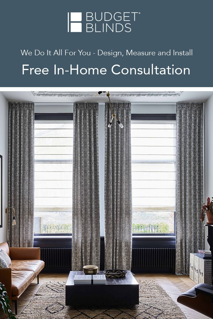 We Expertly Measure Your Space Install Beautiful Window
