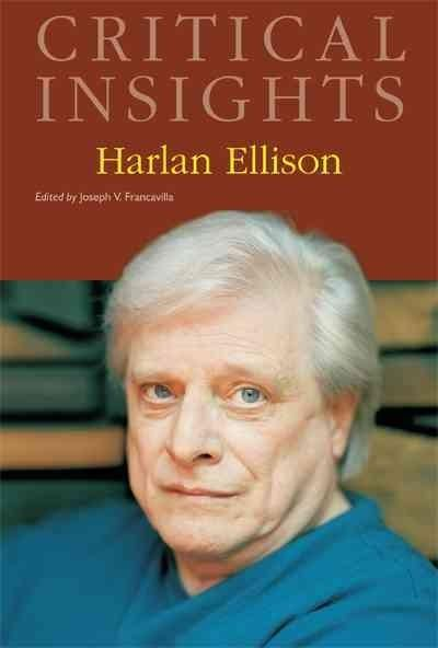 harlan ellison essays Well, harlan was eternally in the middle of writing the introductions for a lot of those stories therefore he may have some finished essays that have.