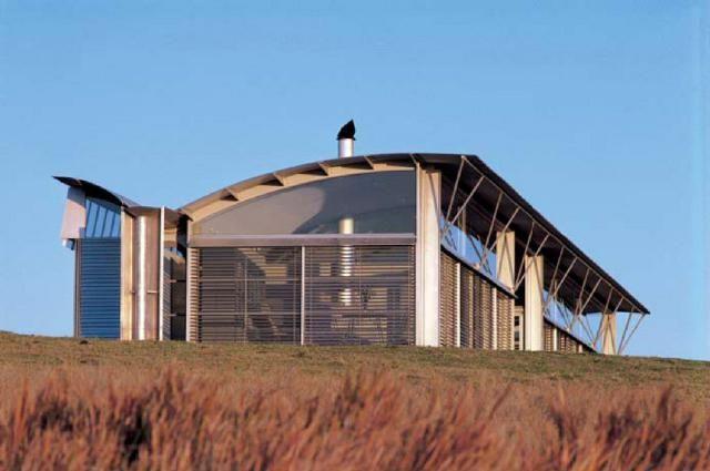 The Magney House, Architecture in Australia: Architect Glenn Murcutt Captures the Sun